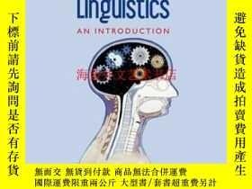 二手書博民逛書店Cognitive罕見Linguistics : An IntroductionY28384 Vyvyan E