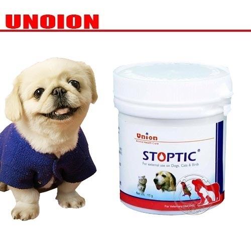 【 培菓平價寵物網 】UNION速血停》犬貓止血粉│味道不刺鼻‧15g
