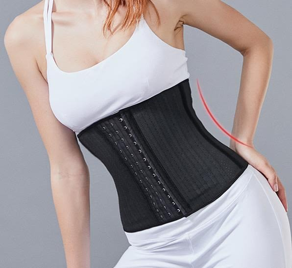 24小時出貨美國YIANNA運動束縛束腰帶產后收腹帶女腰封健身瘦身塑腰塑身衣