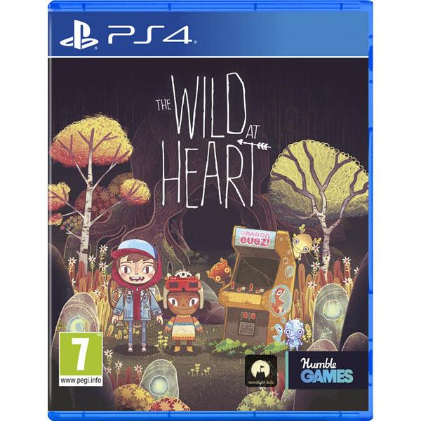 PS4 狂野之心 The Wild at Heart 簡中英文版 台灣代理版【預購11/16】