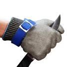 2020防割手套鋼絲手套服裝裁剪裁床制衣驗廠專用手套金屬鐵手 小山好物