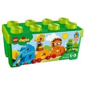 LEGO 樂高 Duplo 得寶系列 10863 我的第一個動物顆粒盒 【鯊玩具Toy Shark】