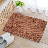 雪尼爾地墊門墊進門地墊地毯臥室腳墊廚房浴室衛生間吸水防滑墊子·享家