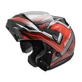 ZEUS瑞獅安全帽,碳纖維安全帽,ZS3500,YY7紅