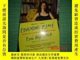 二手書博民逛書店EDUCATING罕見ESME (英文原版)Y15935 出版1