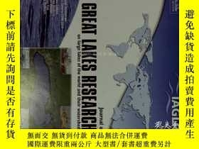二手書博民逛書店JOURNAL罕見OF GREAT LAKES RESEARCH 10 2017 Devoted to Resea