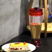 咖啡杯簡約不銹鋼自動攪拌杯多功能奶茶牛奶電動搖搖杯子   可然精品鞋櫃