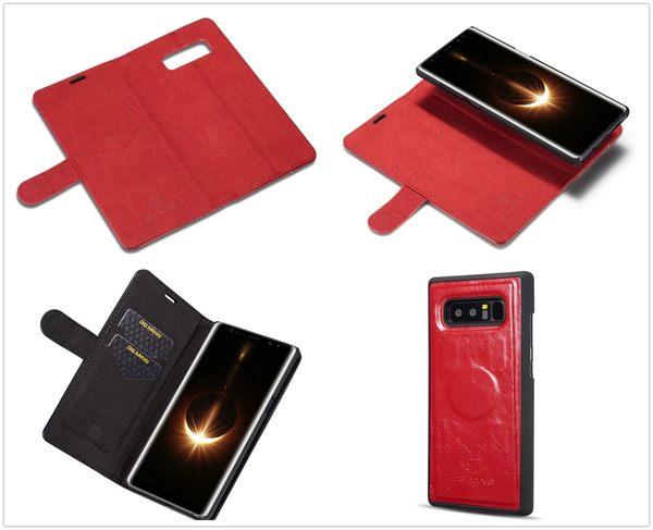 三星 s7 S7edge 手機皮套 超纖分體保護套 磁性翻蓋手機殼卡槽 卡套 支架 全包防摔保護殼 G930 G935