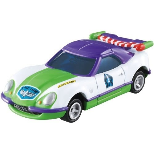 《TOMICA》夢幻小汽車 DM-03 新巴斯光年跑車 ╭★ JOYBUS玩具百貨