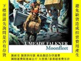 二手書博民逛書店柯林斯經典文學:慕理小鎮罕見英文原版 Moonfleet (Collins Classics) John Mead