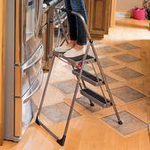 穩耐梯子家用折疊梯室內人字梯移動樓梯伸縮工程樓梯三步梯igo「Top3c」