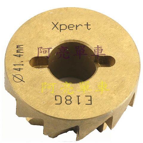 *阿亮單車*Xpert 車首碗銑面工具頭,41.4mm《B37-E18G》
