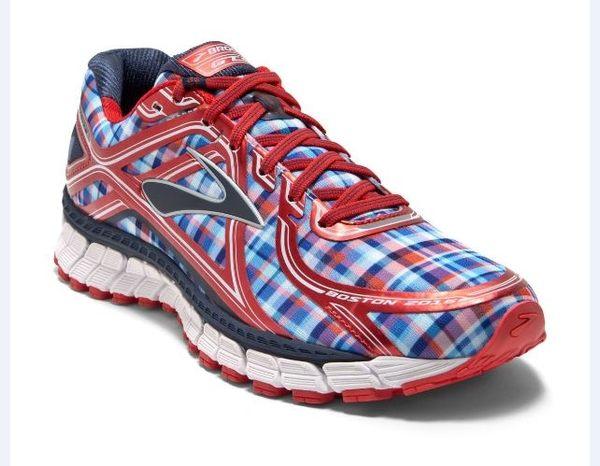 [陽光樂活] BROOKS (男) 慢跑鞋 ADRENALINE GTS 16 Boston Edition-1102121D694 波士頓鱈魚角紀念款