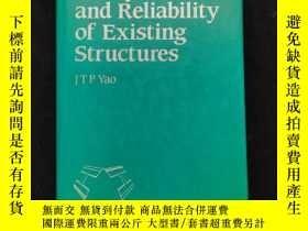 二手書博民逛書店safety罕見and Reliability of Existing structuresY6415 見圖