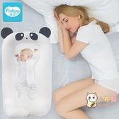 兒童便攜式床中床新品防壓多功能bb睡籃仿子宮床上床finkou芬可 快速出貨免運