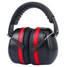 防噪音耳罩學習頭戴睡眠降噪耳機射擊飛機降噪音睡眠 交換禮物