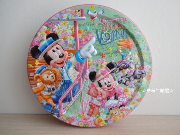 ☆草莓牛奶屋☆日本進口東京海洋迪士尼【Mickey\
