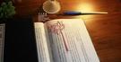 【收藏天地】創意小物*鋁合金質感書籤-荷花  (亮粉紅) / 藏書夾 生活文具 禮品 文青