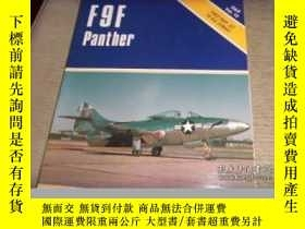 二手書博民逛書店F9f罕見Panther In Detail & Scale - D & S Vol. 15Y307751 B