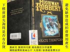 二手書博民逛書店HIGHWAY罕見ROBBERY(精裝)11966
