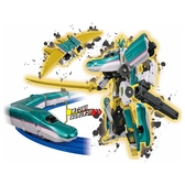 《 TOMICA 》DXS101 新幹線變形機器人 E5隼號 Mk II╭★ JOYBUS玩具百貨