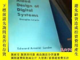 二手書博民逛書店computer罕見aided design of digita