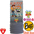 BUFF 121678_玩具總動員4授權 Child Polar單面保暖魔術頭巾 Polartec防臭領巾/運動快乾圍巾