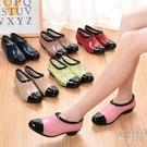 雨鞋女時尚潮流低筒水鞋淺口短筒雨靴膠鞋防滑水靴懶人套鞋 京都3C