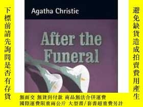 二手書博民逛書店Collins罕見After the Funeral (ELT Reader)Y449926 Agatha C