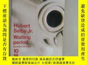 二手書博民逛書店(Hubert罕見Selby Jr.) Waiting Peri