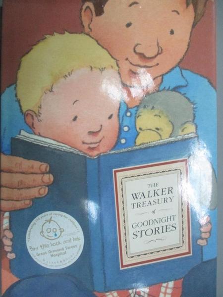 【書寶二手書T1/少年童書_QXW】The Walker Treasury of Goodnight Stories