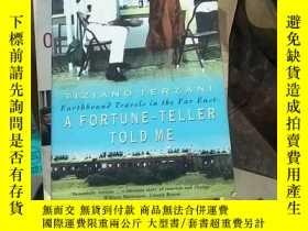 二手書博民逛書店A罕見Fortune-Teller Told Me: Earth