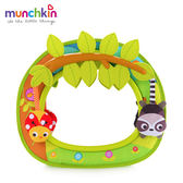 munchkin滿趣健-寶寶安撫造型後視鏡
