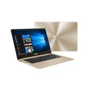 華碩 ZenBook UX430UN-0291D8250U 14吋窄邊框獨顯筆電(金)【Intel Core i5-8250U / 8GB / 512G SSD / Win 10】