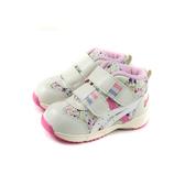 亞瑟士 ASICS GD.RUNNER BABY CT-MID 3 運動鞋 白/粉 小童 童鞋 TUB166-701 no439 13.5~15cm
