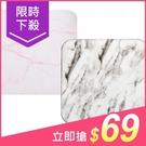 大理石紋方形滑鼠墊(1入) 款式可選【小三美日】$79