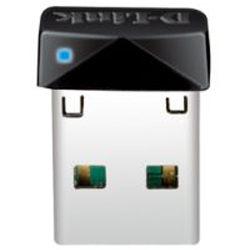 D-Link 友訊 DWA-121  150Mbps 迷你 USB 無線網路卡