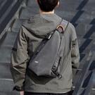 斜背包男胸包ins街頭跨包包休閒多功能小背包斜背單肩男士包 檸檬衣舍