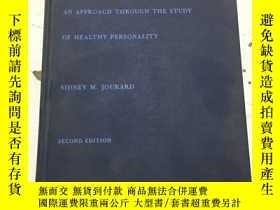 二手書博民逛書店Personal罕見adjustment : an approa