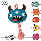法國《BOBBY》小怪獸啃咬玩具 XS號...