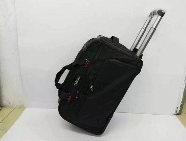 titist高爾夫拉桿衣物包 寶馬/賓士衣物包 便捷滾輪高爾夫衣物包 拉輪式旅行袋【潮咖範兒】