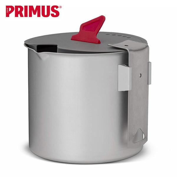 丹大戶外 瑞典【PRIMUS】741430 ESSENTIAL TREK POT 鋁合金鍋0.6L