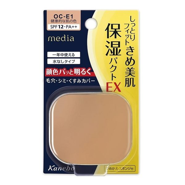 媚點 潤透淨緻粉蕊EX(健康膚色)11g