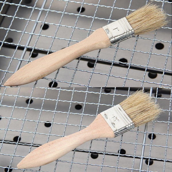 【DM215】烤肉刷(2入) 刷子/油漆刷/料理刷.露營.野炊必備 EZGO商城