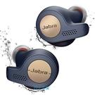 平廣 送袋 Jabra Elite Active 65t 藍色 藍芽耳機 台灣公司貨保2年 運動款 藍牙5.0 藍牙 耳機