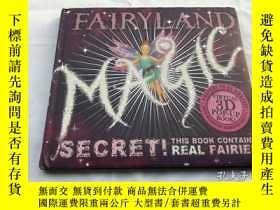 二手書博民逛書店Fairyland罕見Magic (Augmented Reality Book)Y8204 Alison M