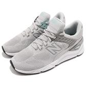 New Balance 慢跑鞋 NB X90 灰 綠 復古元素新生慢跑鞋款 全新鞋款 運動鞋 男鞋【PUMP306】 MSX90HTBD