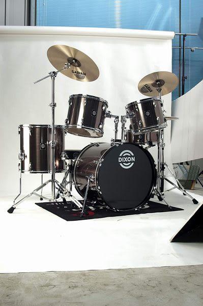 凱傑樂器 DIXON DX系列 爵士鼓 搭配 9280 (中)腳架 註:含SABIAN SBR 套鈸