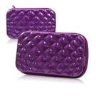 【ELIYA】多功能過夜包/迷你行李箱 紫色