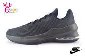 NIKE AIR MAX INFURIATE II (GS) 籃球鞋 氣墊 低筒 大童 運動鞋O7039#黑色◆OSOME奧森童鞋